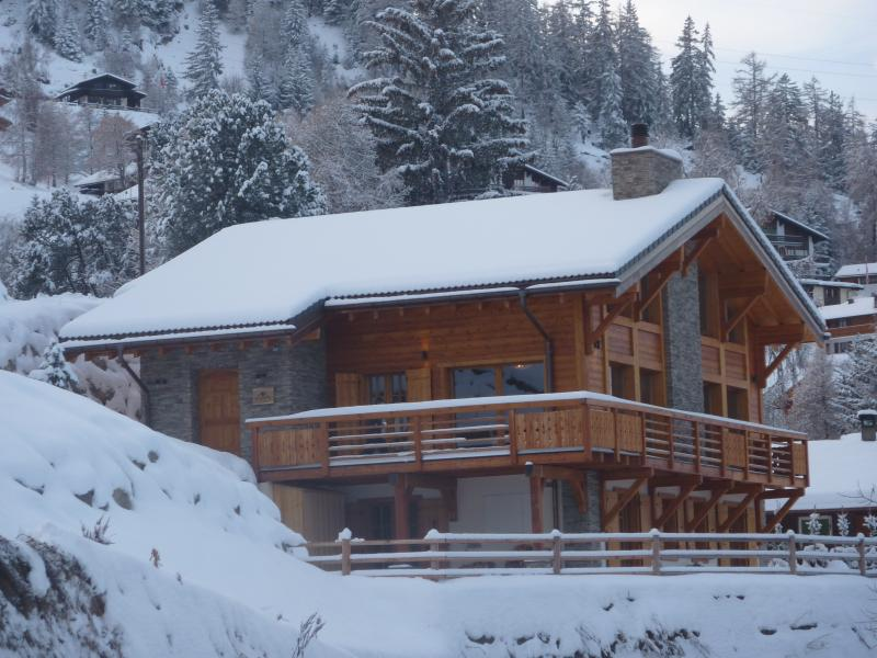 Chalet Alexia in winter