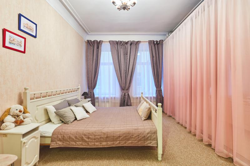 St. Petersburg Apartment on the Vasilevsky Island, Close to the Metro, casa vacanza a Peterhof