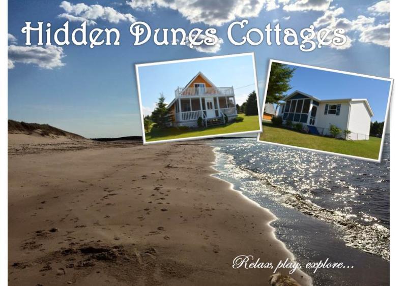 Hidden Dunes Cottage & Marran Dunes Cottage