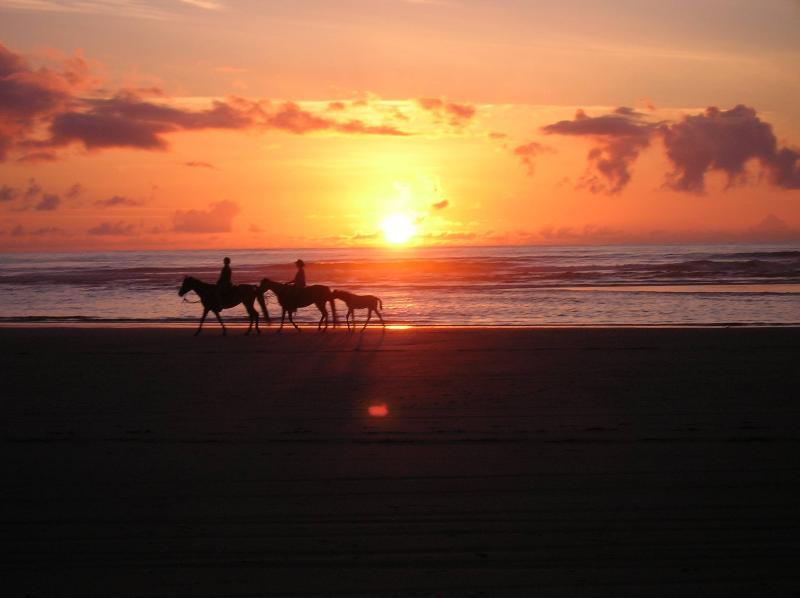 Geniet van mijl van strand gemakkelijk te bereiken vanaf ons eigendom