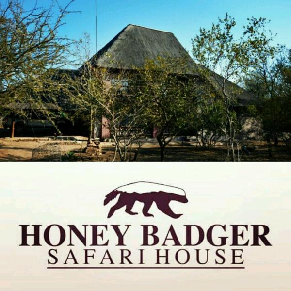 We look forward to your visiting us at Honey Badger Safari House