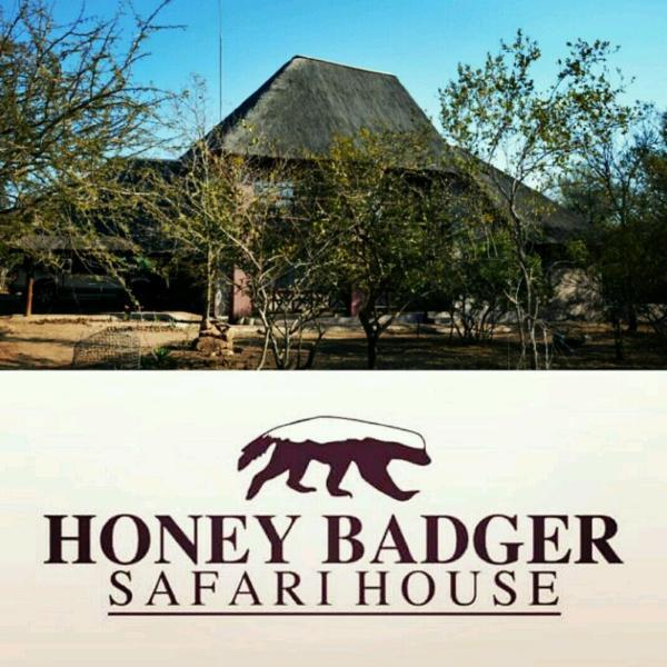 Honey Badger Safari House, alquiler de vacaciones en Mpumalanga