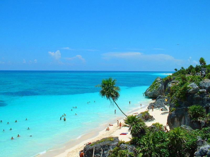 World best beaches - Tulum
