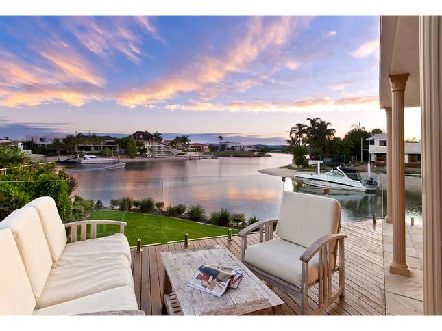 Paradise Perfect Waterfront House, holiday rental in Gold Coast
