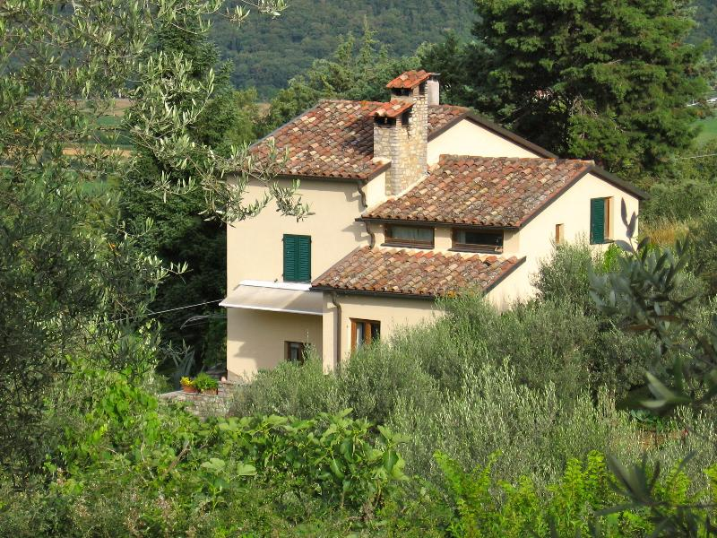 La Villetta di San Martino, vacation rental in Lisciano Niccone