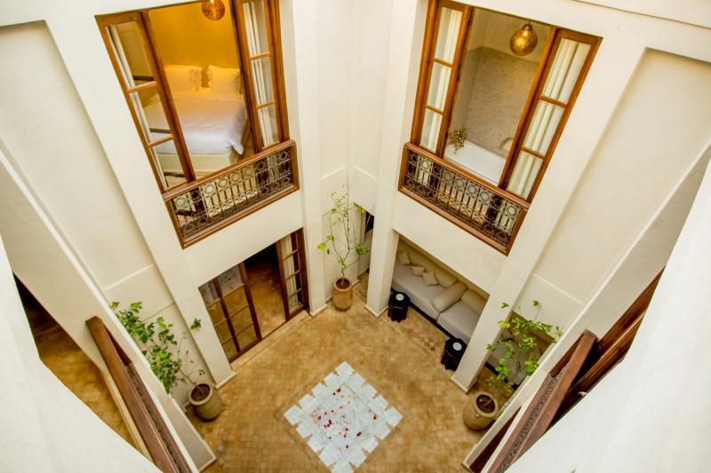 Dar Zennou - Entire house, plunge pool, holiday rental in Marrakech