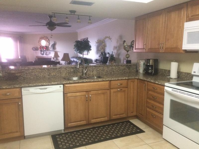 New kitchen 2015