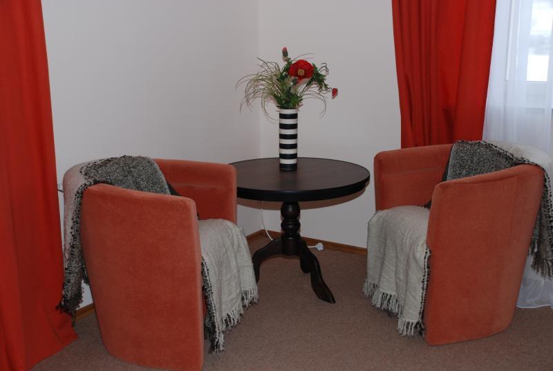 Modern Caslte, holiday rental in Paberze