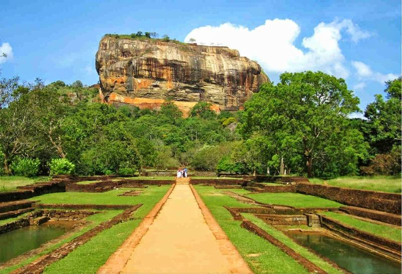 Sigiriya rock/palace-1hour and 30 minutes drive