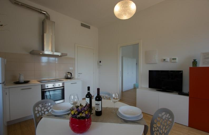 Villa le Statue Suite Orange, holiday rental in Trespiano