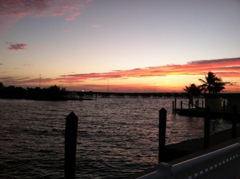Sunset on Charlotte Harbor