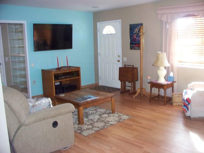 Living room-front door