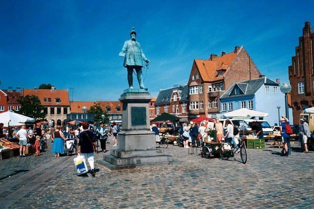 Centrum Køge