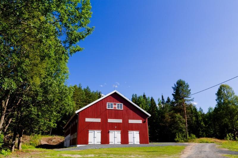 Telemark largest garage