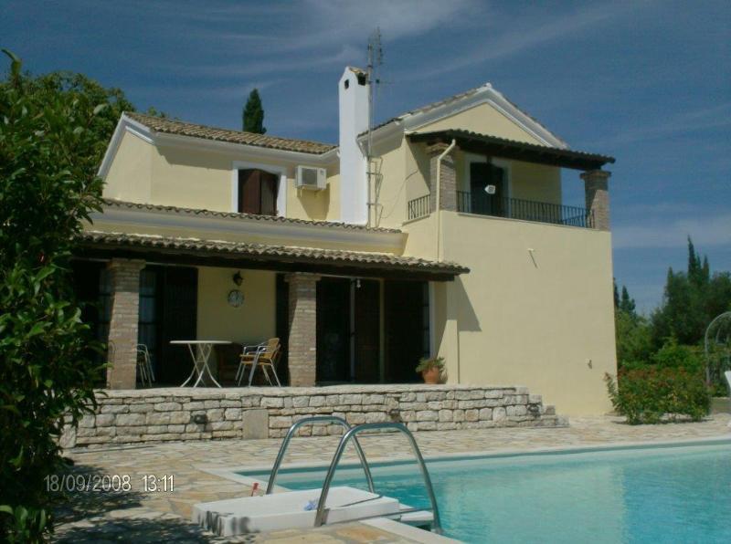 Villa La perla Corfu avec piscine privee - Corfou - villa
