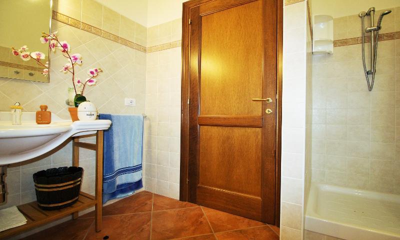 Bagno riservato camera 3