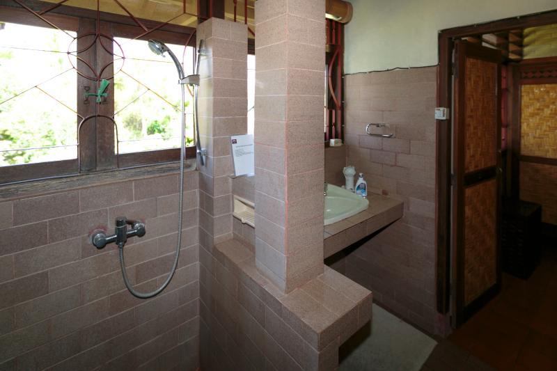 Bedroom En Suite Bathroom, The Room, Murni's Houses , Ubud, Bali