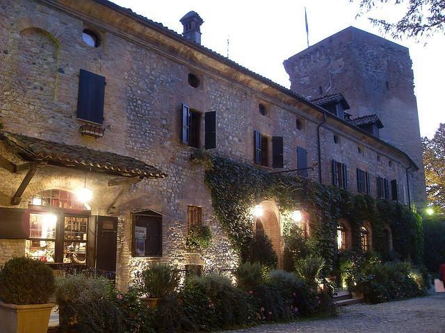 Antica Locanda del Falco en Borgo Rivalta Trebbia