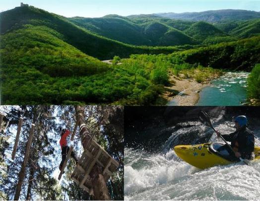 Deportes en Val Trebbia