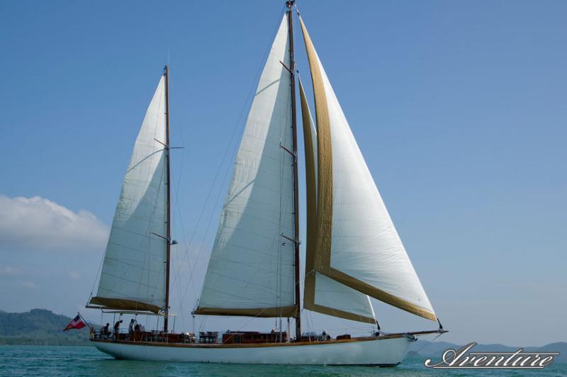 Sailing Yacht Aventure - Crewed cruise SE Asia, location de vacances à Province de Ranong