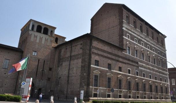 Musei Civici a Palazzo Farnese in Piacenza