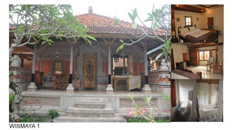 Traditional Balinese style building