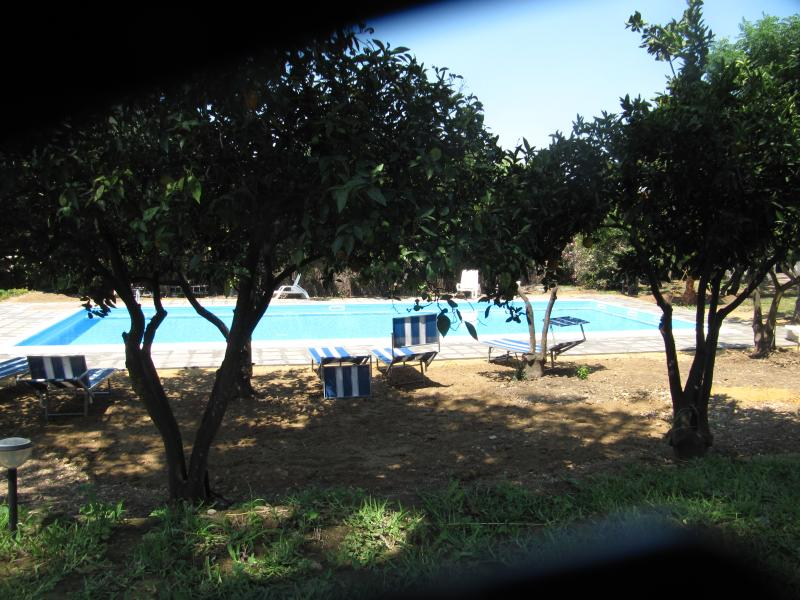 Terre del Cardinale MORO APARTMENT with POOL, holiday rental in Misterbianco