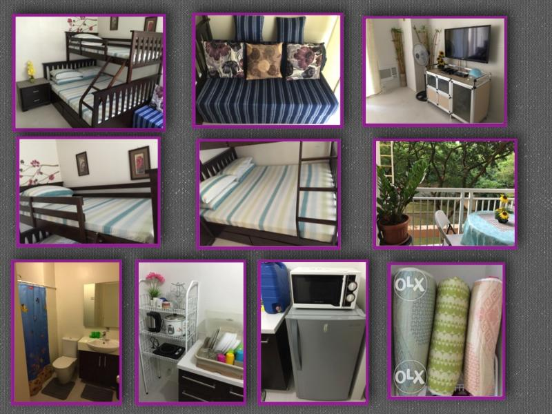 Pico de Loro/Hamilo coast Studio for rent, vacation rental in Calabarzon Region