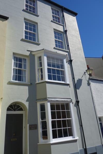 St Mary's House - Townhouse close to the beach, holiday rental in Tenby