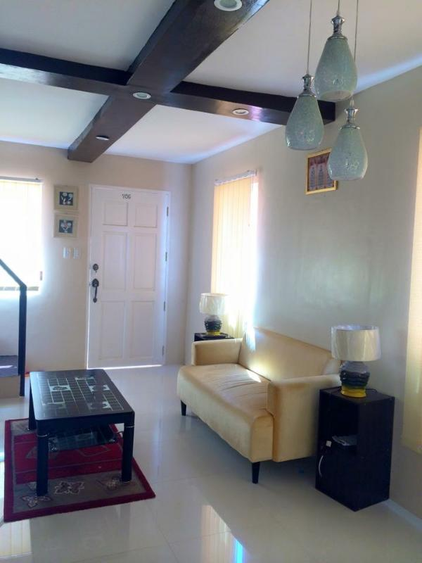 Fully-furnished brand new two-storey vacation / transient house in Puerto Princesa, Palawan