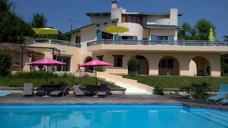 Le Mas de Chartreuse - Gîte l'Hacienda, holiday rental in La Sure en Chartreuse