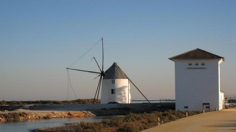The truly Amazing Mar Menor which is within a National Park - plenty of Walkways and cycle paths !