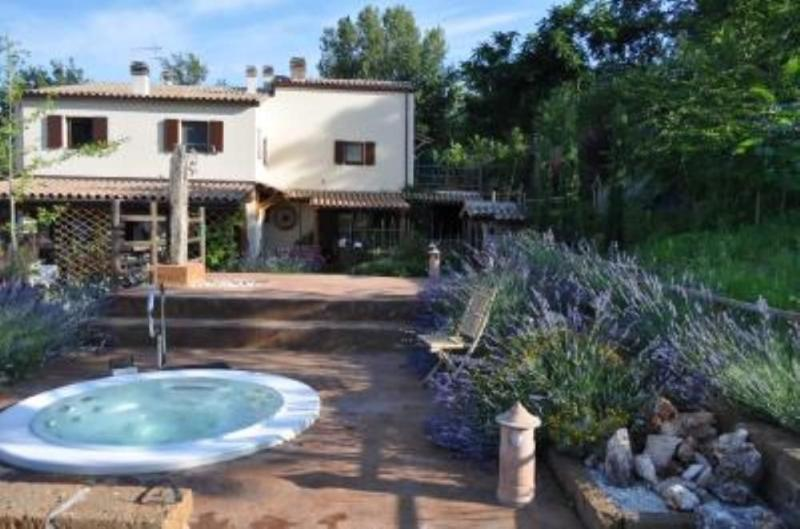 Country House Piece of Peace,, Piscina, JacuMarche, vacation rental in Angeli Stazione