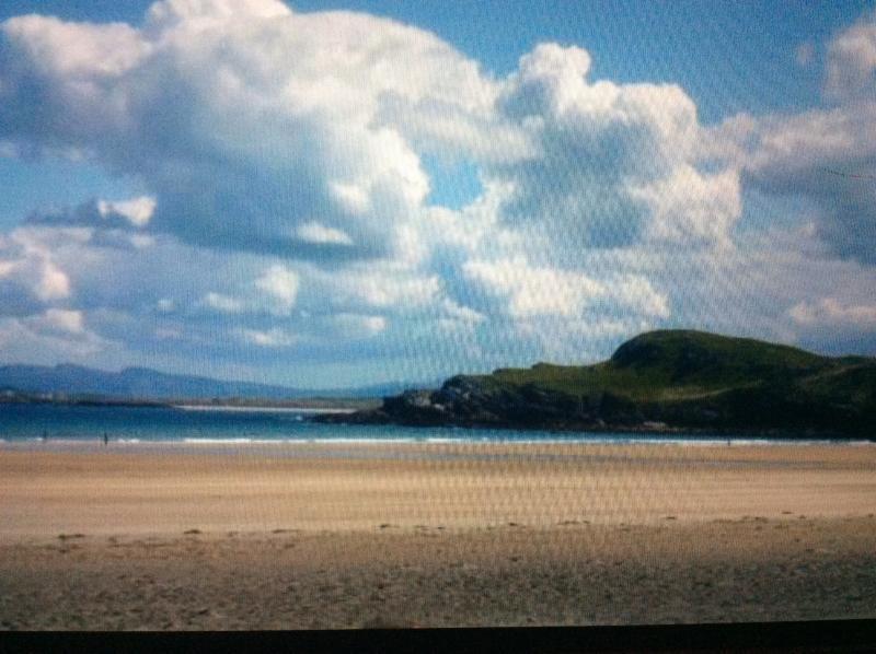 Beautiful Marble Hill beach