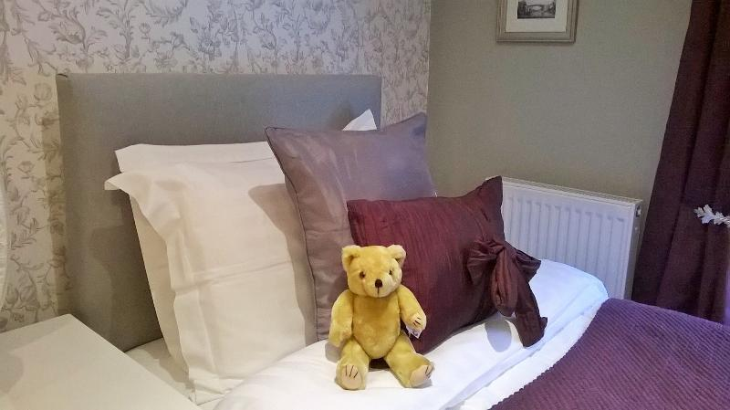 Single Bed at Ironbridge View Townhouse. House sleeps 2/3