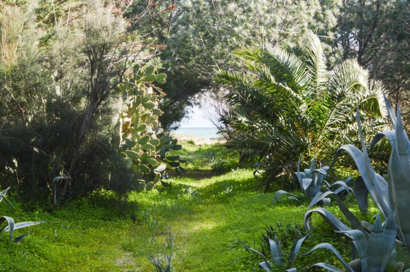 Bedda Casa al Mare uscita privata sul mare, holiday rental in Villaggio San Leonardo