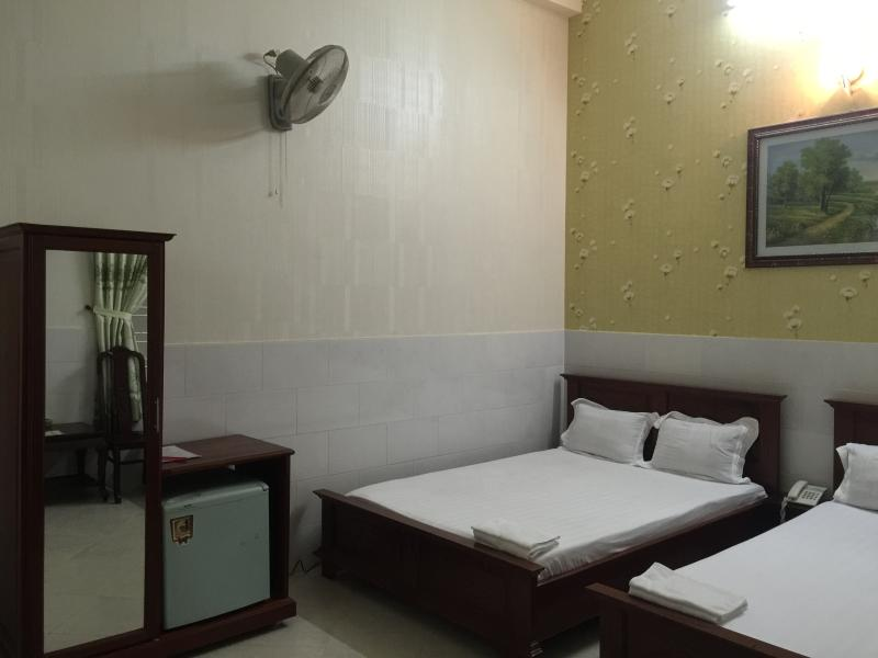 Ngoc Hung Motel, tidy, friendly, full equipped, Ferienwohnung in Vung Tau