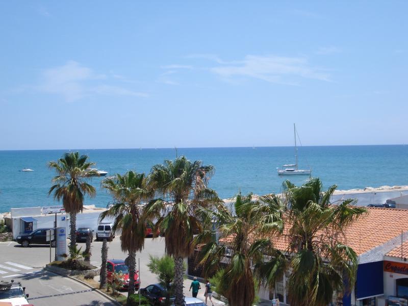 Beautiful sea views from terrace