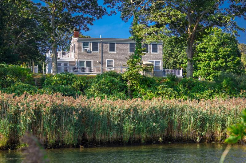 Waterview Side of House
