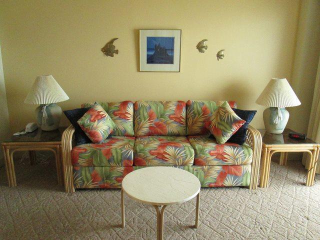 Living Area - 307 South Boardwalk #508