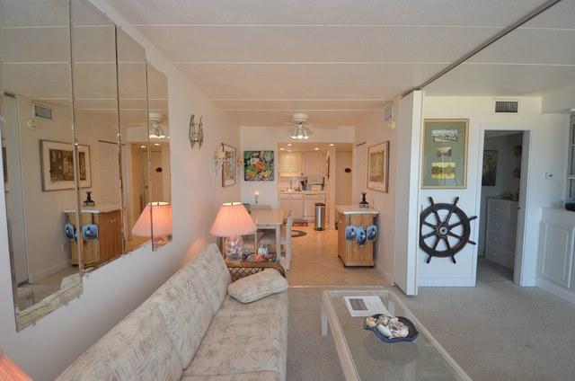 Livingroom - 307 South Boardwalk