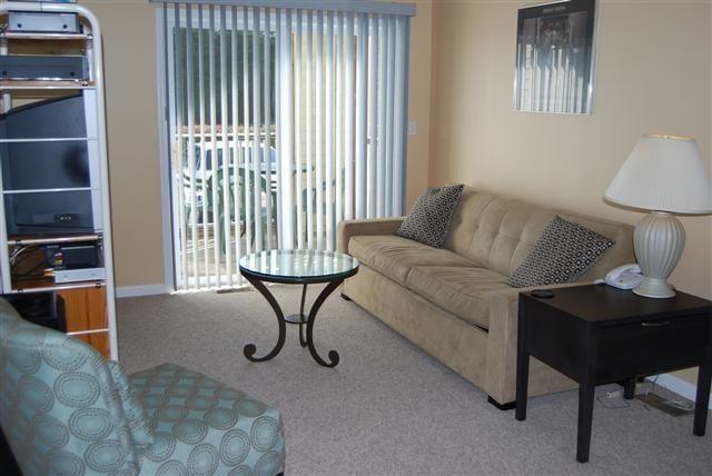 Living Room - 4306 Captiva Sands - 4300 Sandpiper Dr