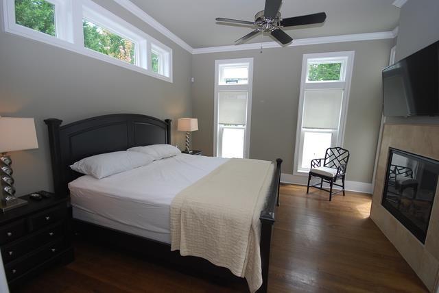 Master Bedroom - 119 Laurel St