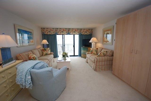 Living Room - 2 Virginia Ave #519