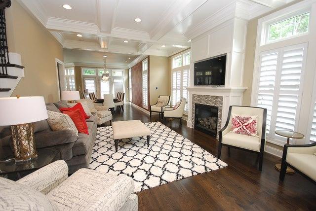 Living Room - 111 Rodney St