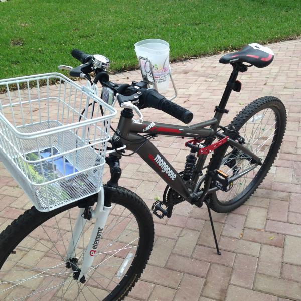 Nice bike you can use!