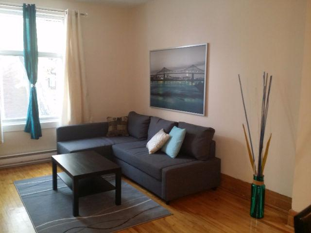 For Rent 1 bed Apartment in Montreal QC Montreal Area Quebec