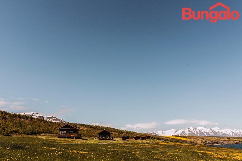 Hlíð Cottage in North Iceland, holiday rental in Olafsfjordur