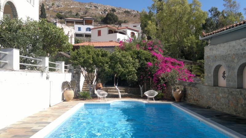 Villa Lena, holiday rental in Hydra