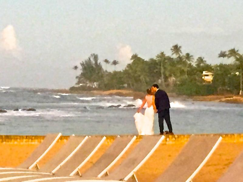 Great destination for weddings or renewing vows!